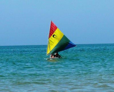 Cindy sail