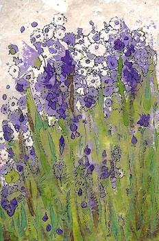 Cassi watercolor