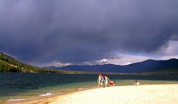 Cassi lake