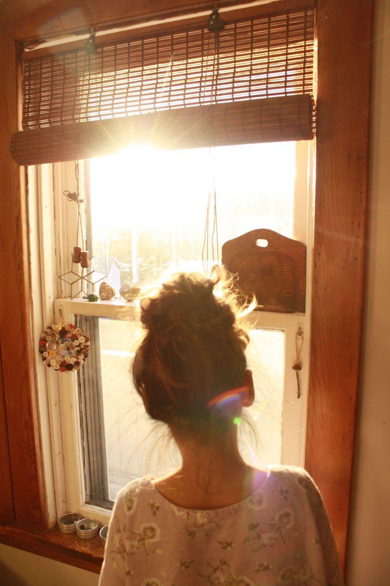 Sun watching